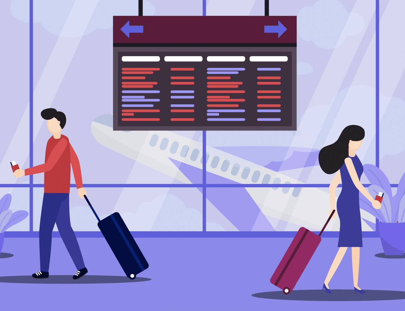 Cómo protegerte del COVID-19 si necesitas viajar