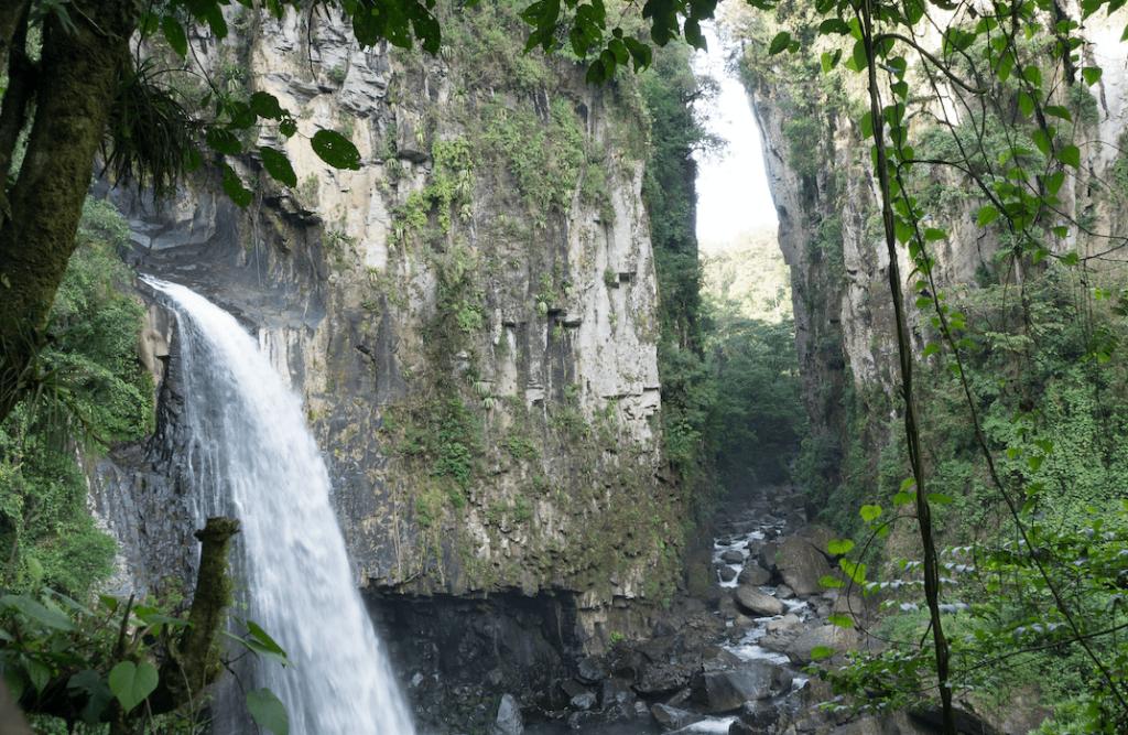Cascadas en Xico, Veracruz