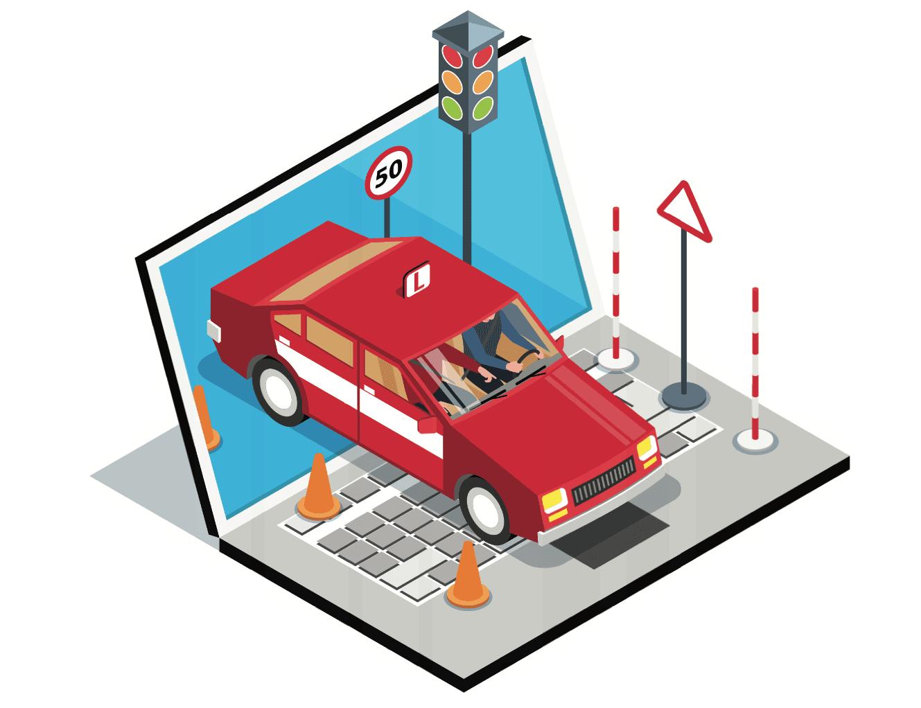 Edúcate con el curso de seguridad vial en línea