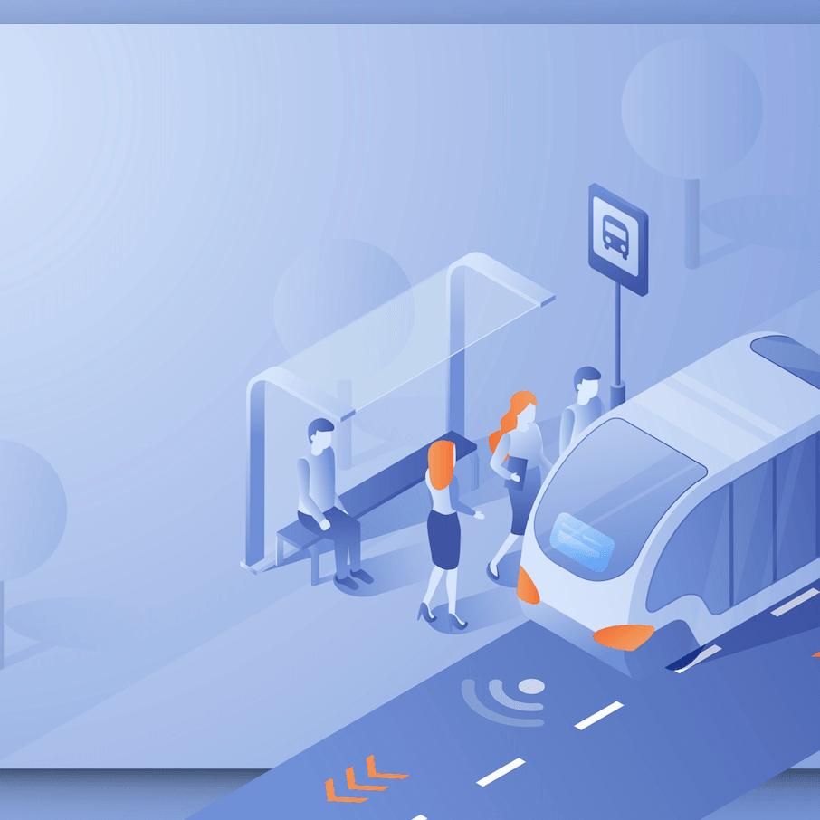 Los autobuses del futuro ya están aquí