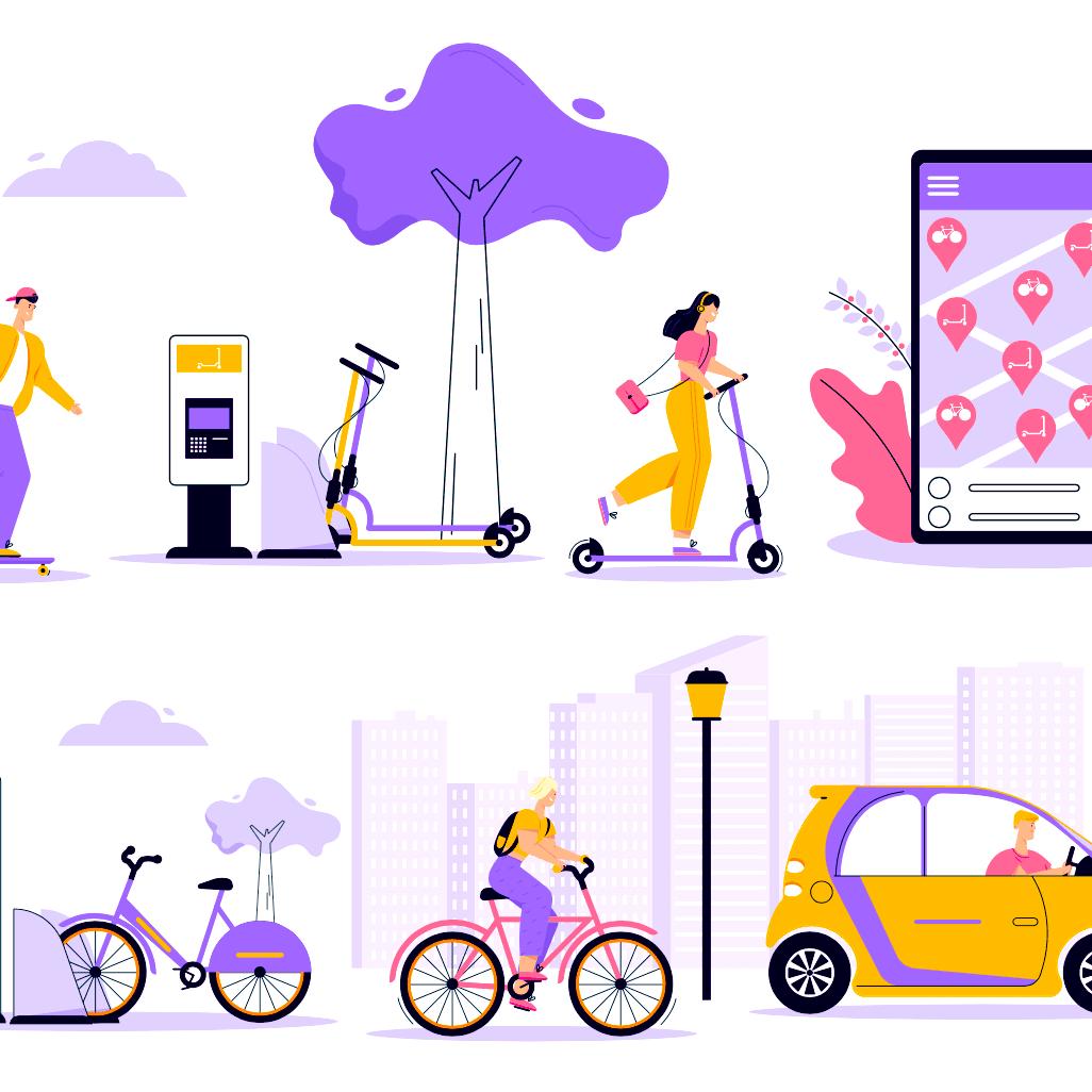 MaaS: ¿qué es la Movilidad como Servicio?