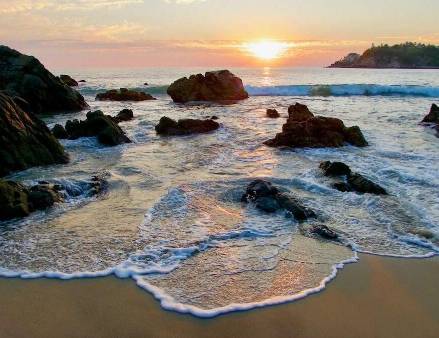 Redescubre las playas de México en autobús