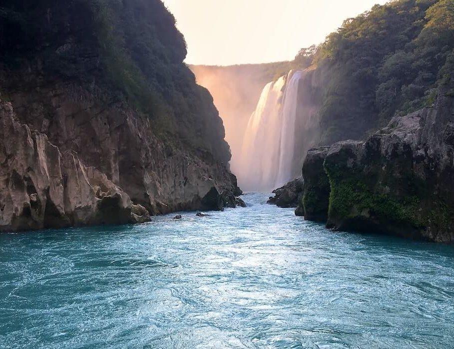 5 cascadas en México quieren ser descubiertas