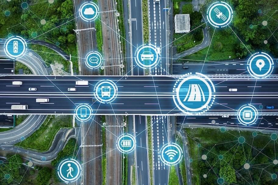 Carreteras inteligentes: conduciendo al futuro