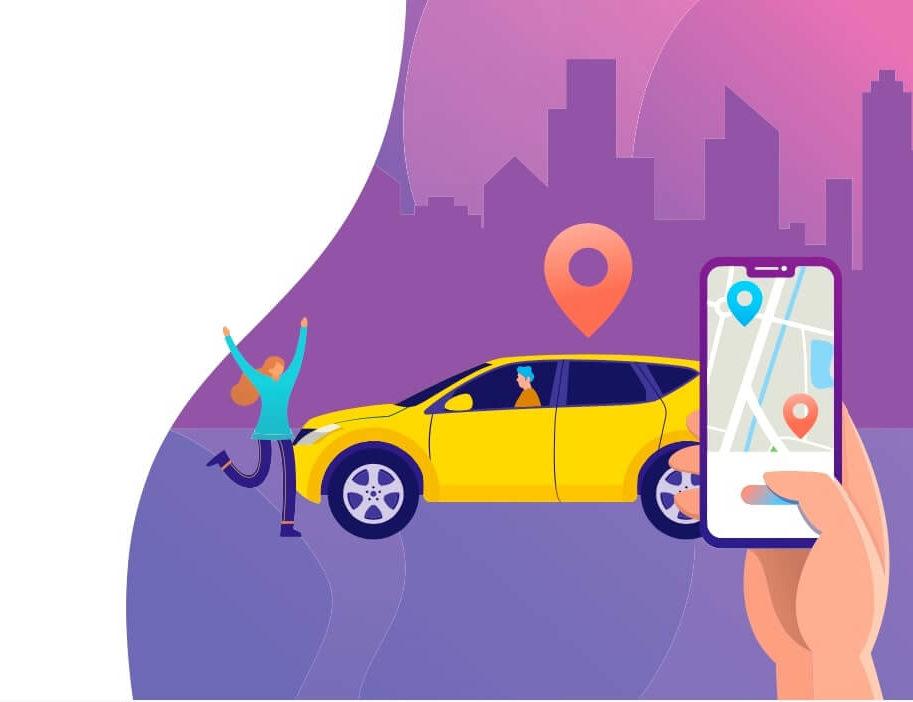 Aplicaciones de transporte que cambian México