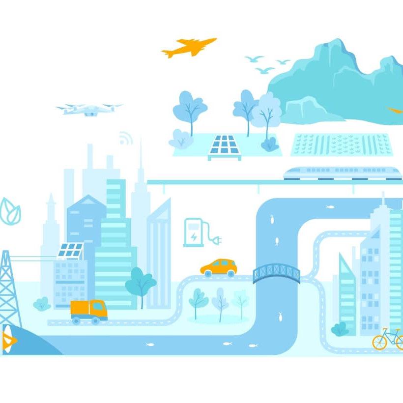 Movilidad inteligente: cómo revoluciona al transporte