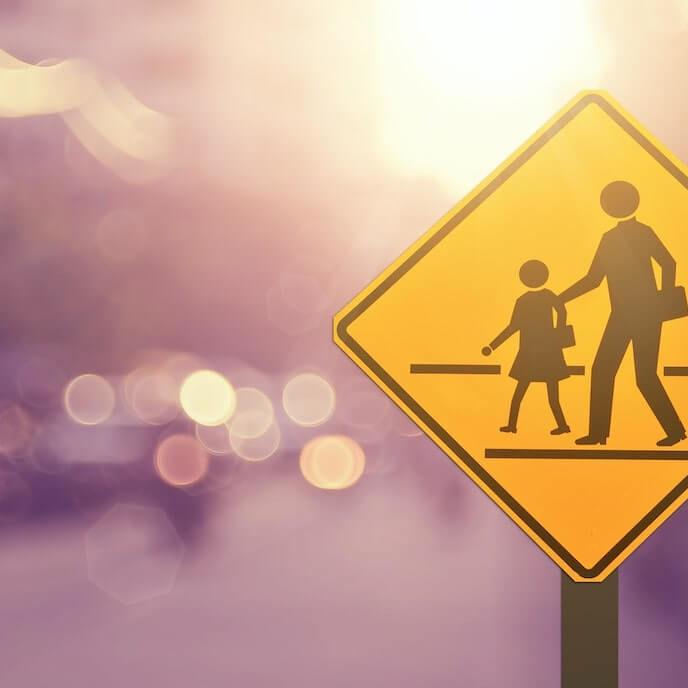 Educación vial para niños: aprender a circular