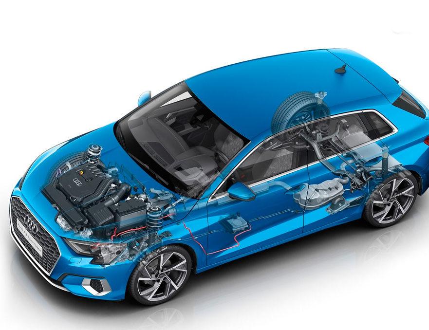 Audi Mild Hybrid: la nueva tecnología híbrida de Audi