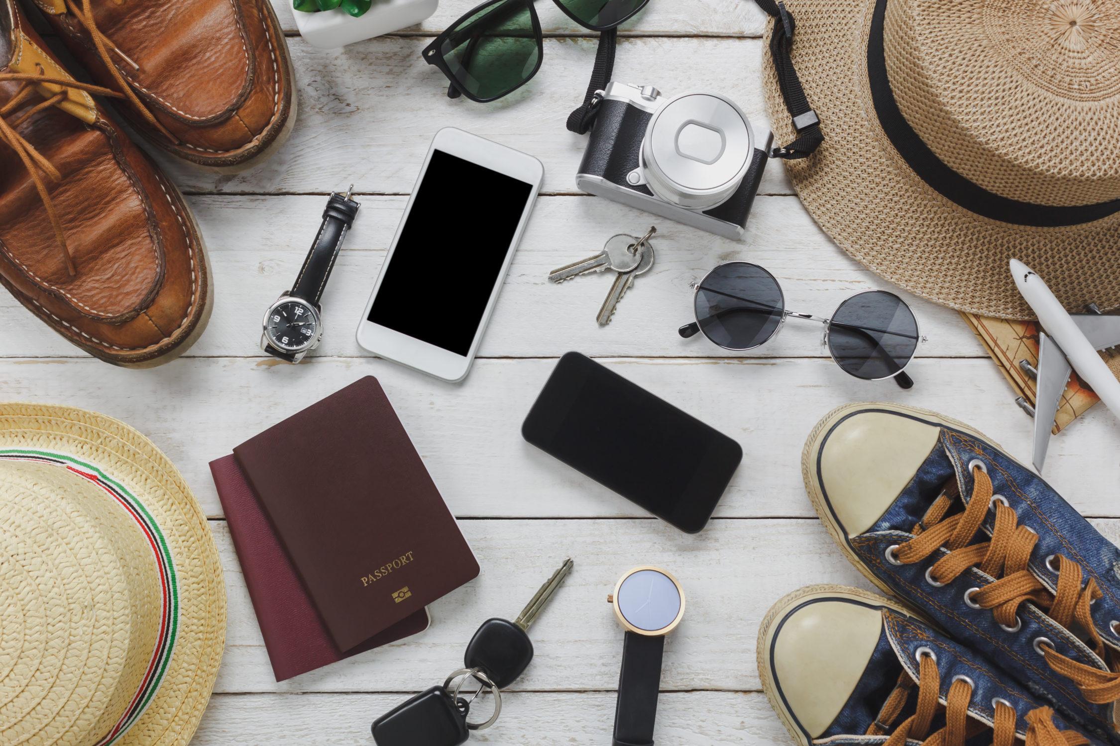 Gadgets que debes llevar en la maleta para tu próximo viaje