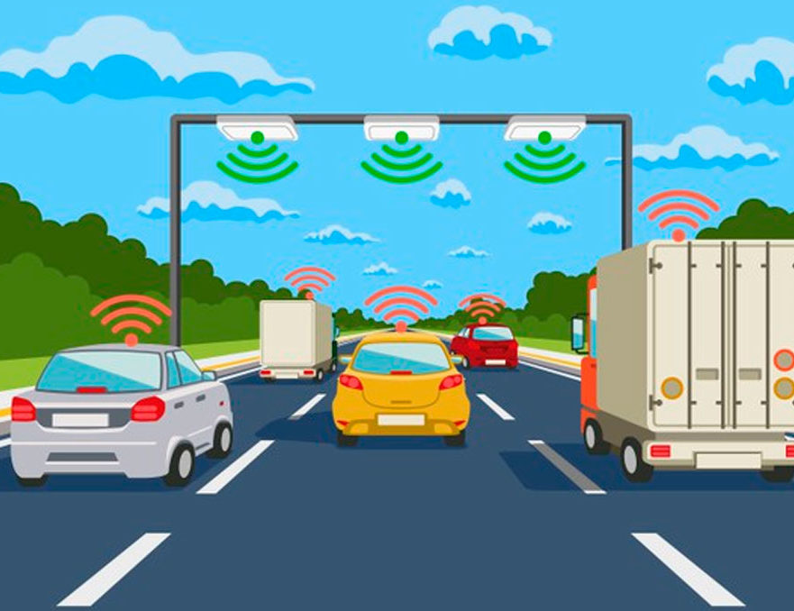 Nuevas tecnologías aplicadas en autopistas