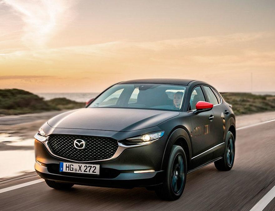 Conoce el Mazda MX-30 totalmente eléctrico y la eFuel Alliance