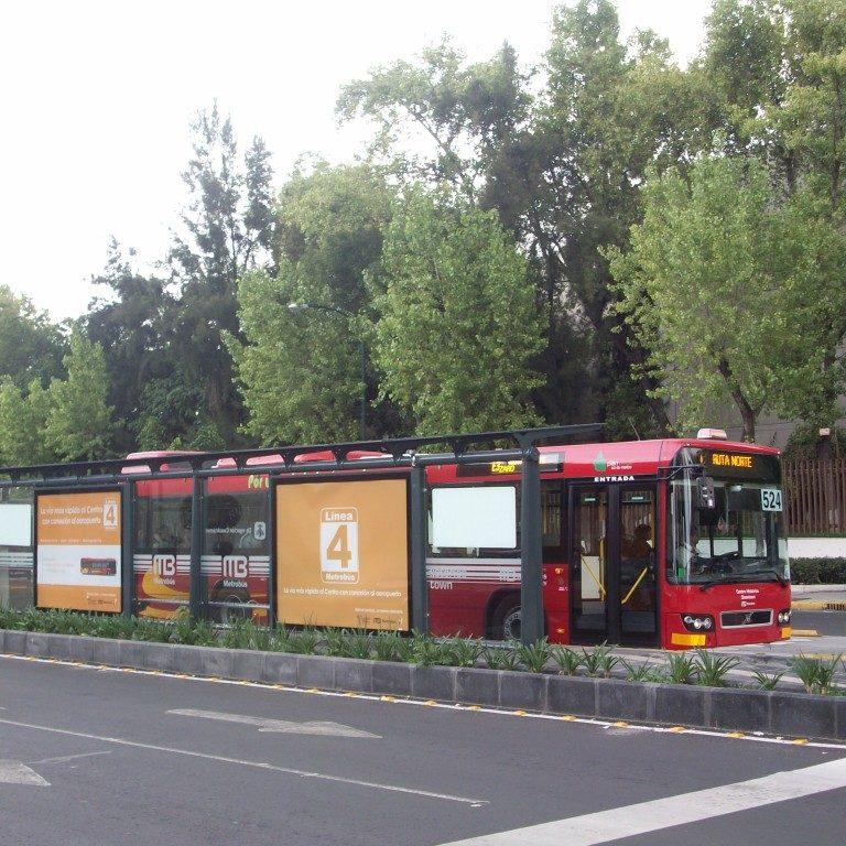 Metrobús avanza con 3 nuevas líneas