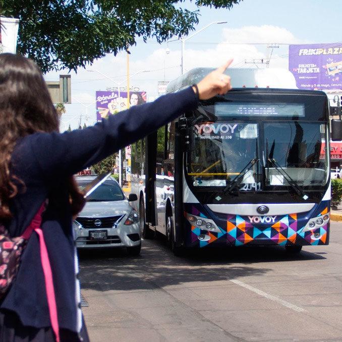 Movilidad segura para niñas y mujeres en Morelos