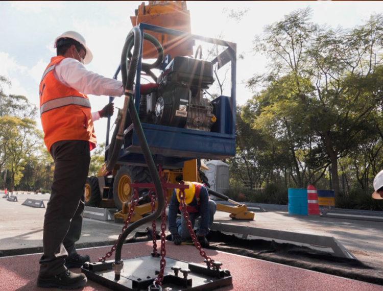 ¿Conoces la nueva ciclovía inteligente de Chapultepec?