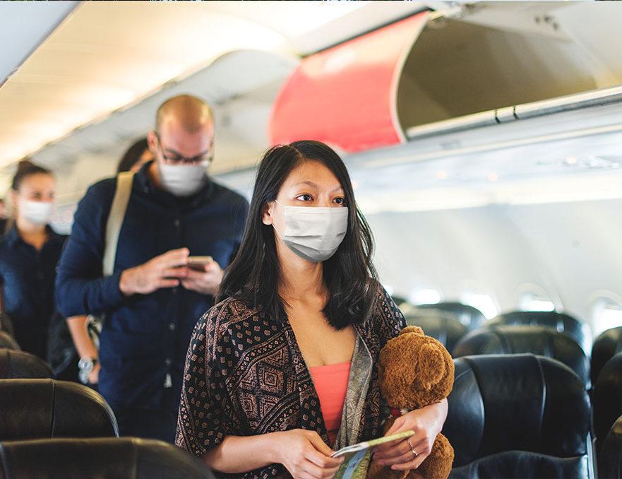 Covid sigue, pero viajar es posible con protocolos de seguridad