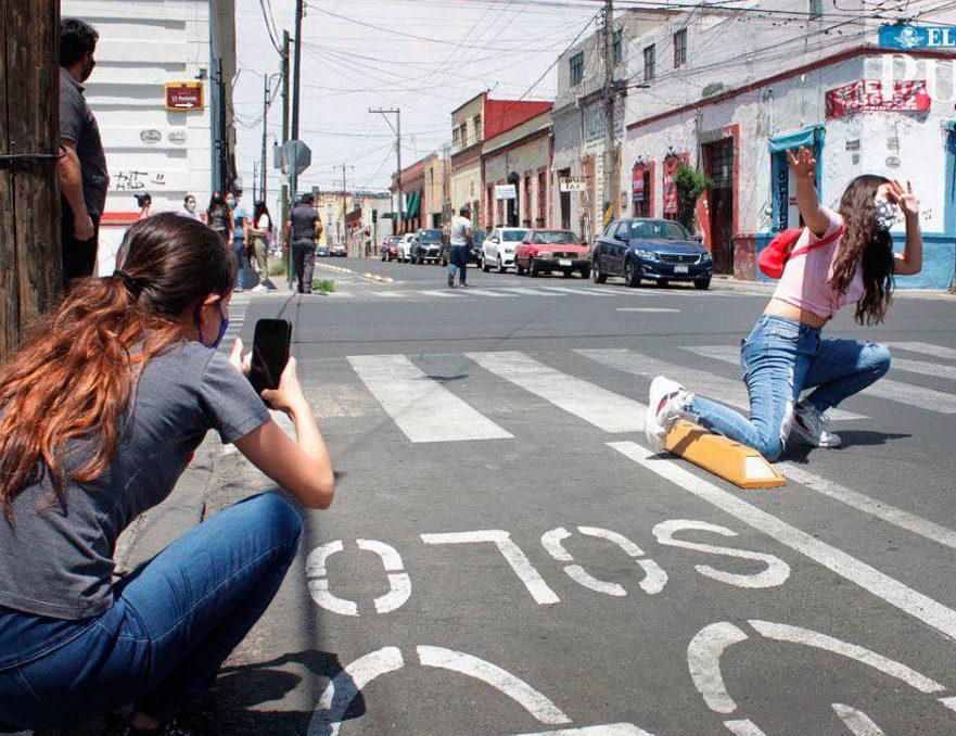 ¿Qué pasa con la nueva ciclovía instalada en Puebla?