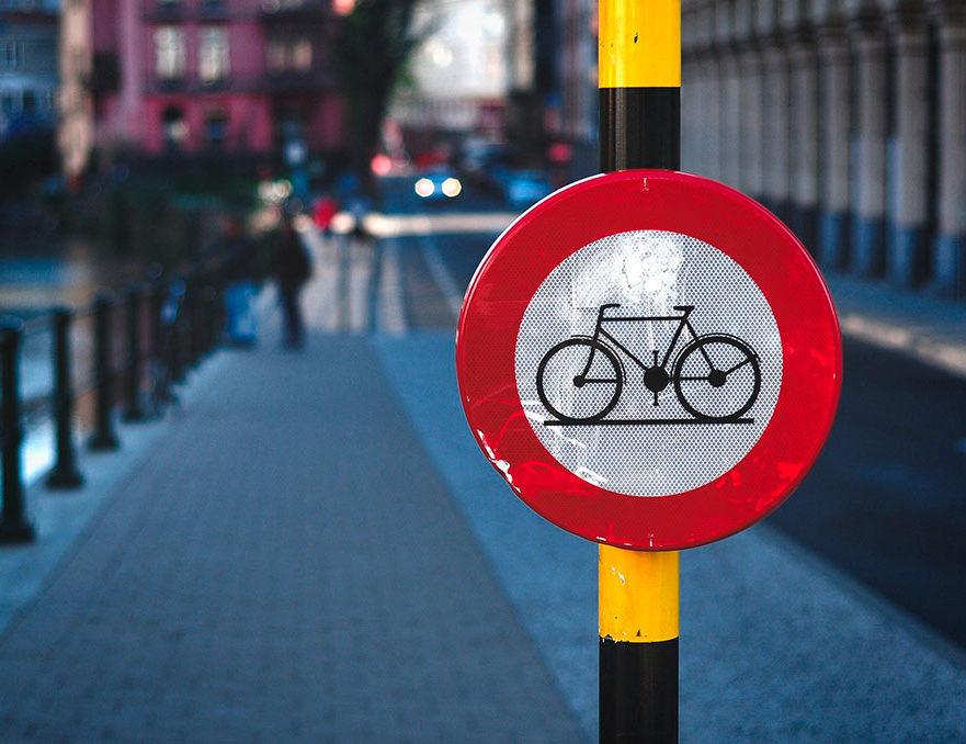 ¿Eres ciclista? Conoce las normas de tráfico que debes seguir