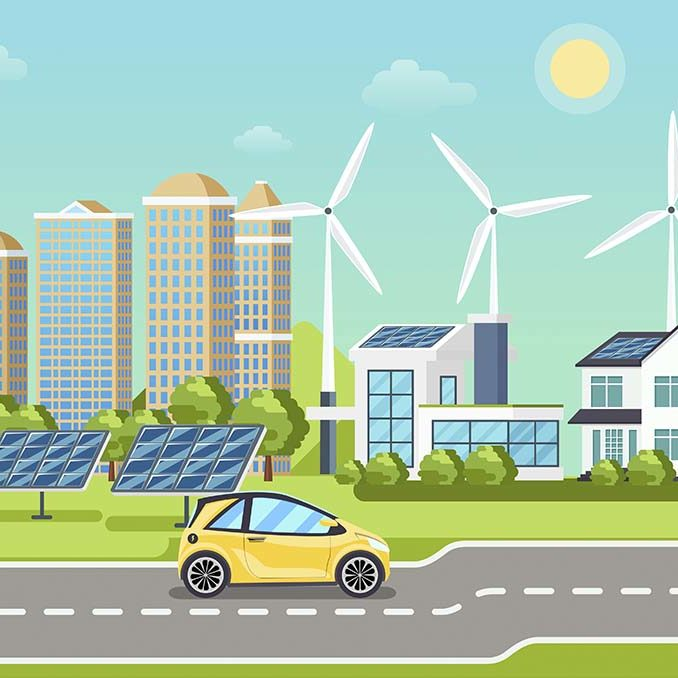La movilidad limpia es mucho más que vehículos eléctricos