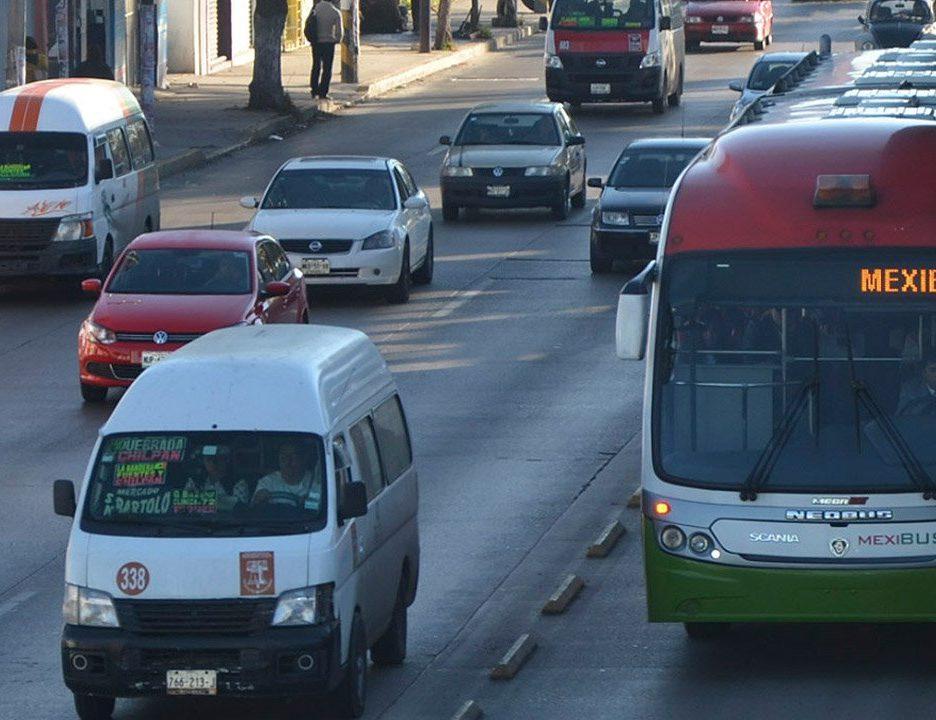 Tras COVID crecerá demanda de transporte en Estado de México