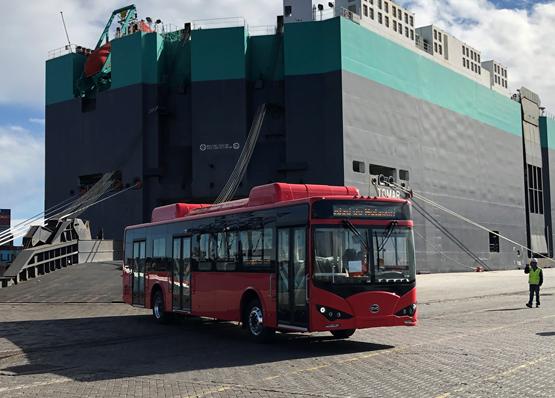 Llegan nuevos autobuses eléctricos a la Línea 3 de Metrobús