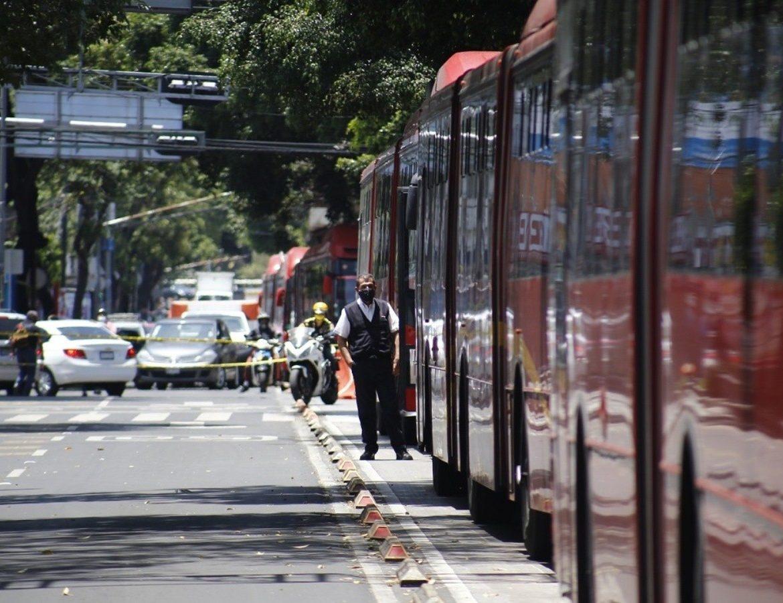 Se refuerza el Metrobús emergente para Línea 12 en Tláhuac