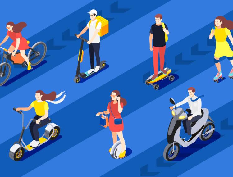 ¿Cómo será nuestra movilidad sustentable después de COVID?