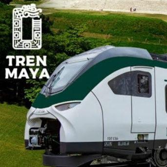 Conoce la electrificación y trenes eléctricos del Tren Maya