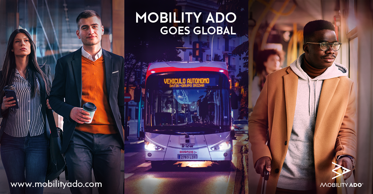 Mobility's tech innovation marks the beginning of a sustainable future: MOBILITY ADO